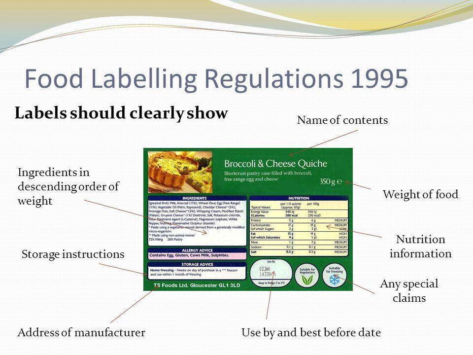 Trading Standards Department - investigate false or misleading claims - concerns about safety of food http://www.tradingstandards.gov.uk/