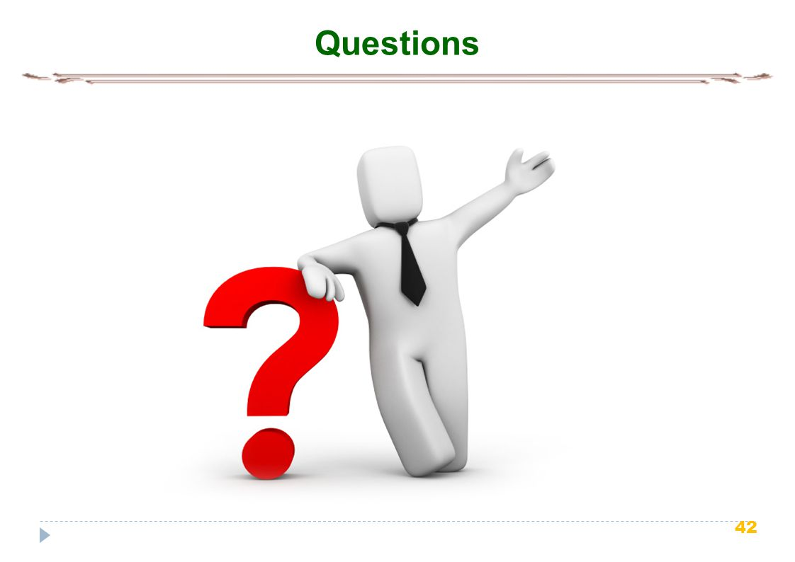 42 Questions