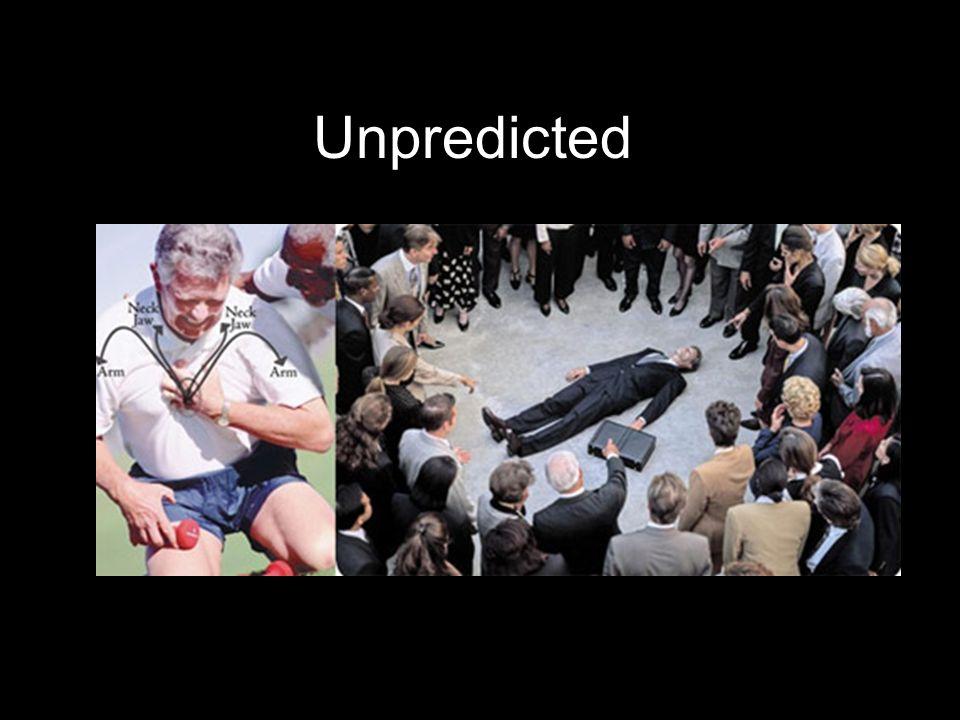 Unpredicted
