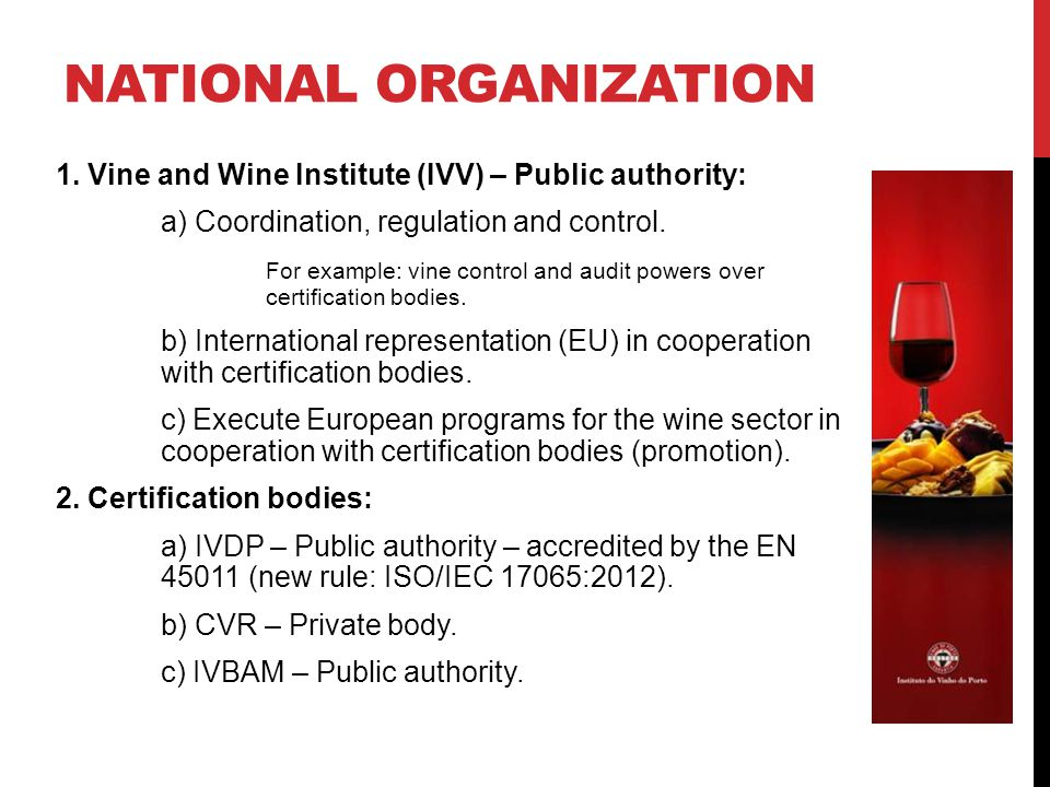 NATIONAL ORGANIZATION 1.
