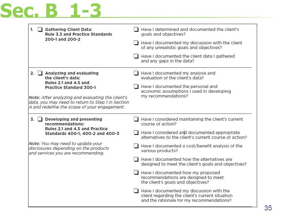 Sec. B 1-3 35