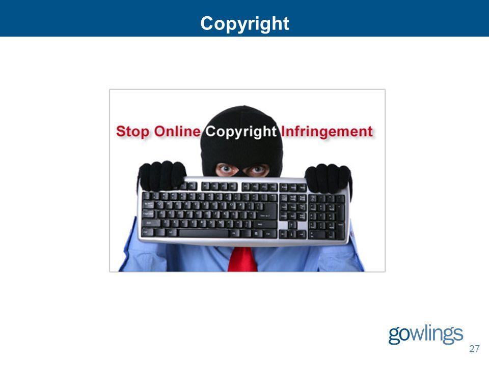 Copyright 27