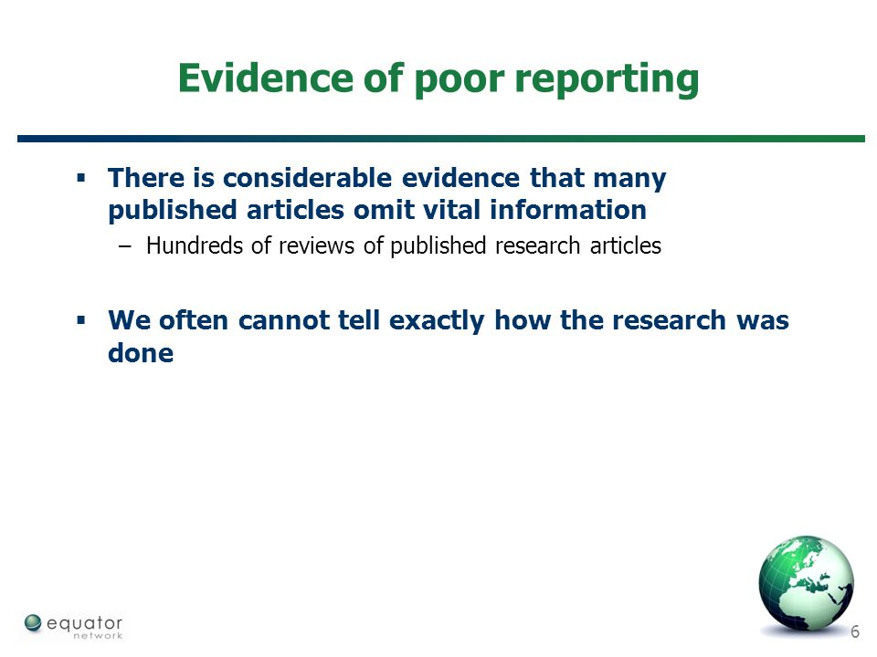 7 Reports of RCTs indexed on PubMed 7