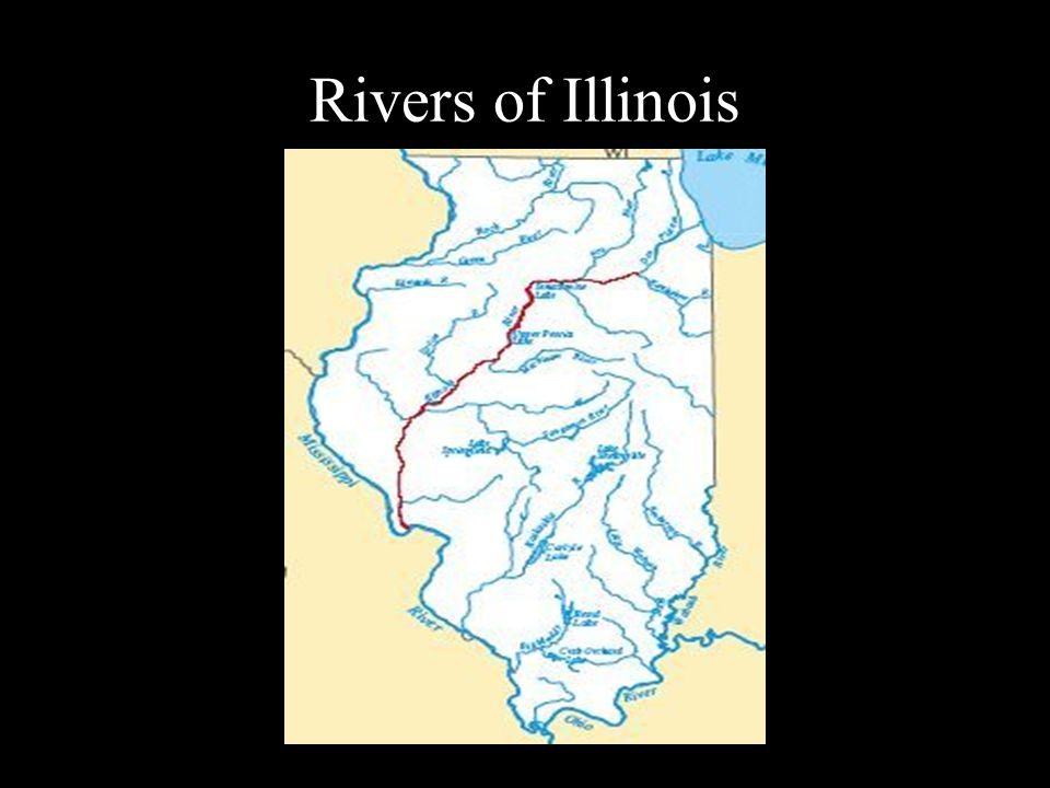 Rivers of Illinois