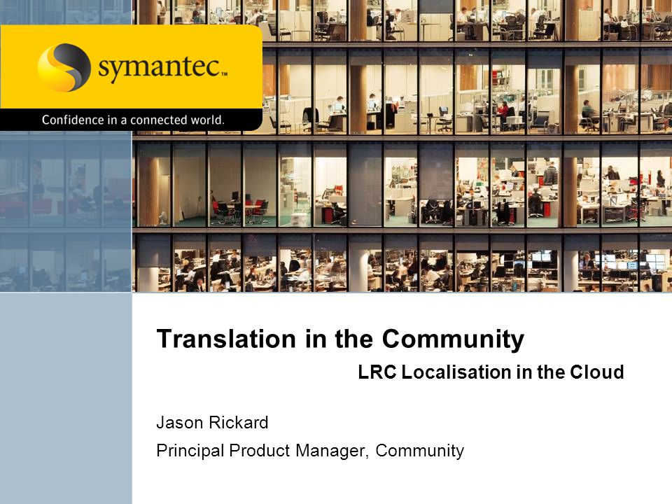 LRC XIV Localisation in The Cloud 2