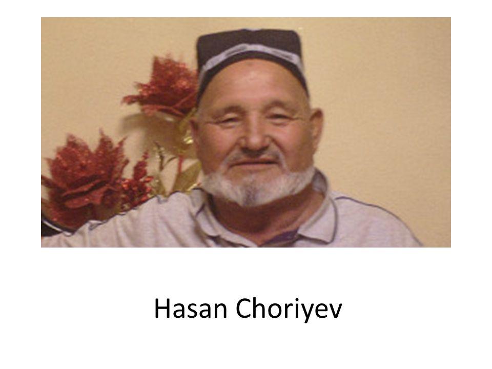 Hasan Choriyev