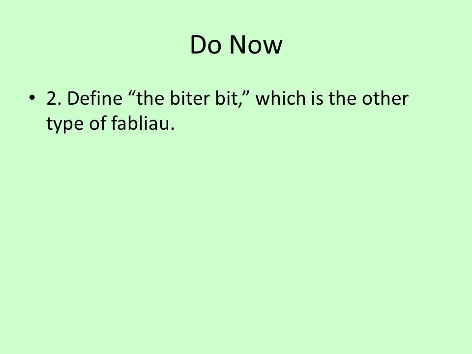 Agenda 1.Do Now 2. Vocab Preview (15 min.) 3.