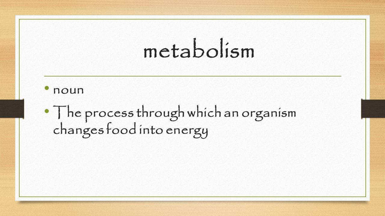 metamorphosis Noun A change in form Synonym: transformation
