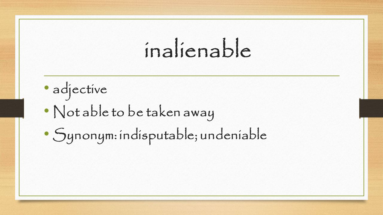 alienate verb To make hostile Synonym: offend; isolate; separate Antonym: attract