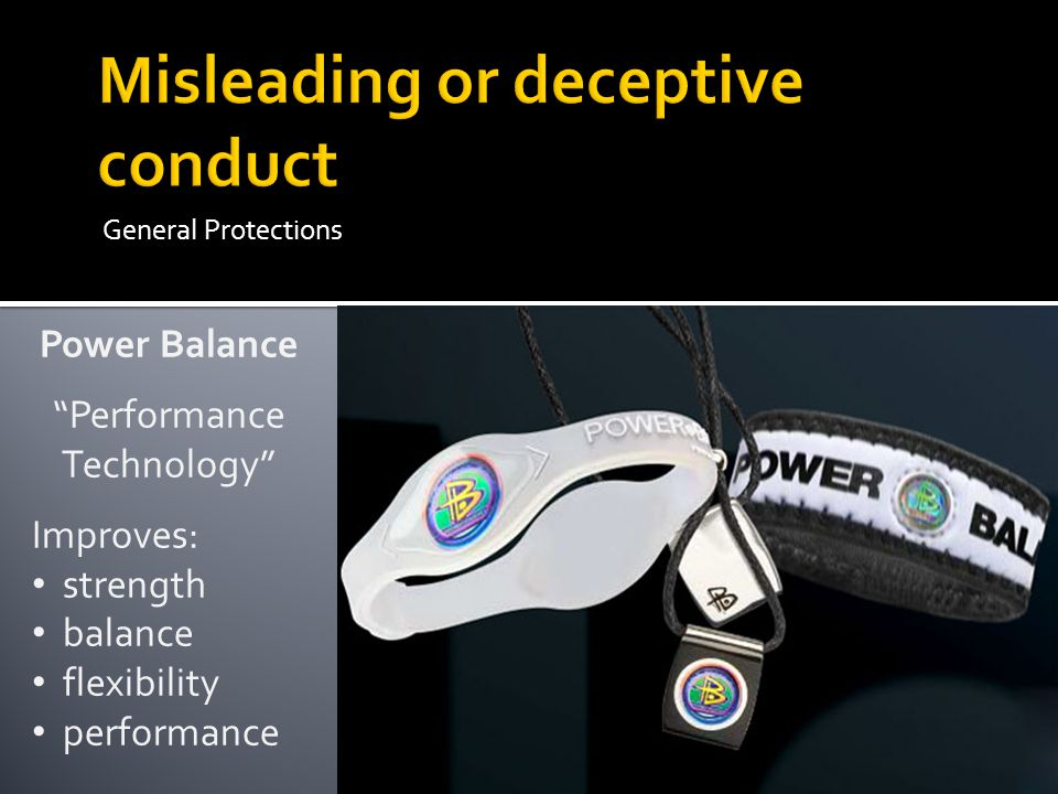 "General Protections Power Balance ""Performance Technology"" Improves: strength balance flexibility performance"