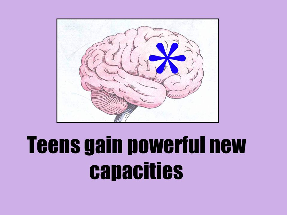 The developmental challenges of coming of age are complicated!