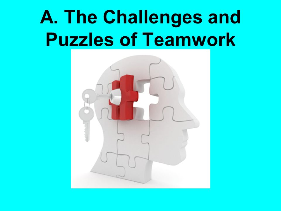 A. The Challenges and Puzzles of Teamwork