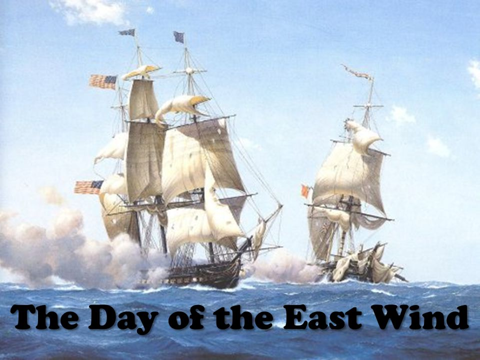 The Day of the East Wind