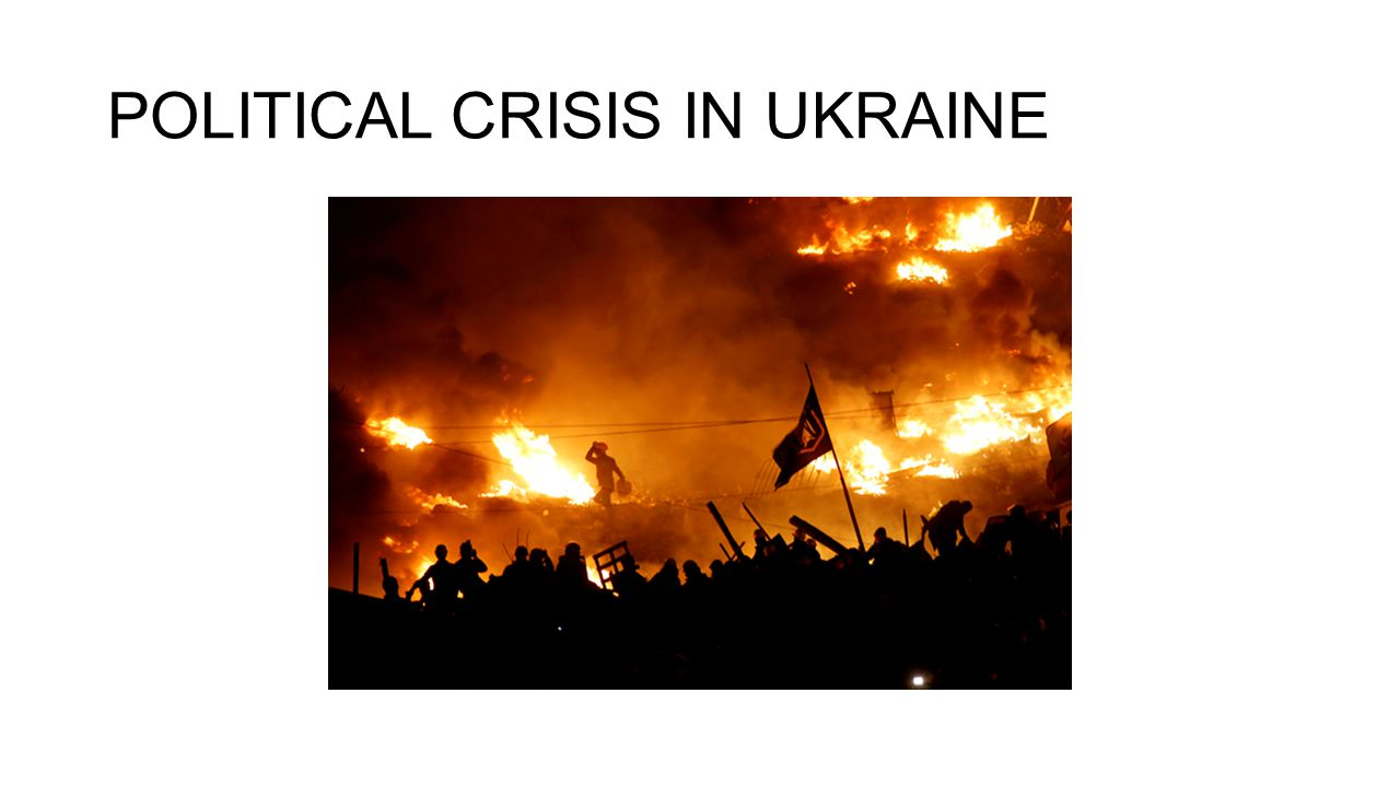 POLITICAL CRISIS IN UKRAINE