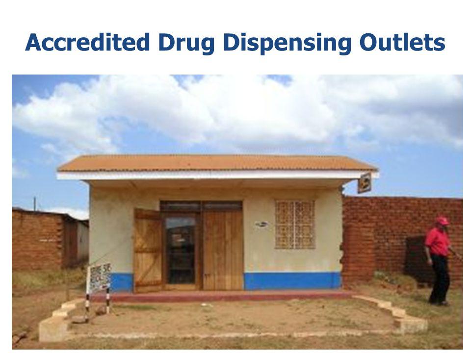 Accredited Drug Dispensing Outlets