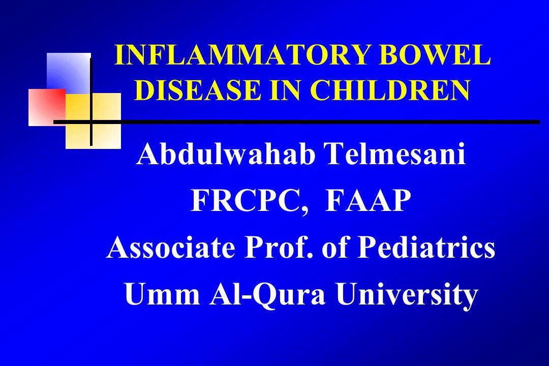 Abdulwahab Telmesani FRCPC, FAAP Associate Prof.