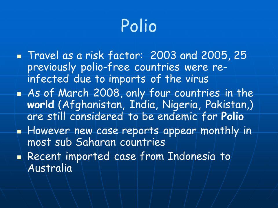 Polio 2003: