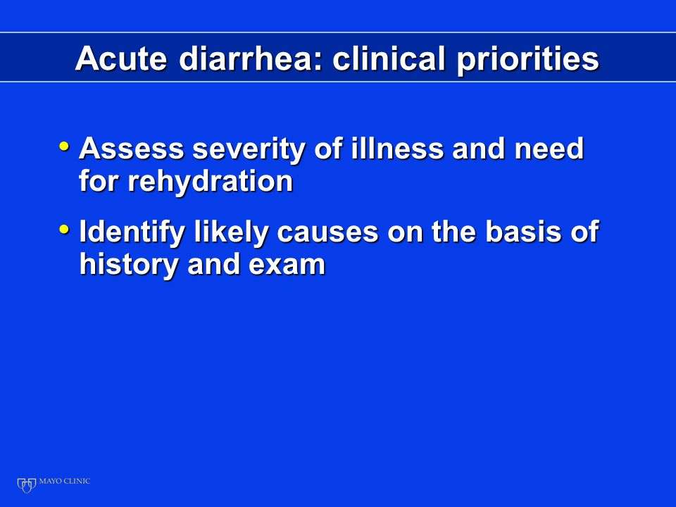 Rehydration of children WGO Practice Guideline – Acute Diarrhea March 2008