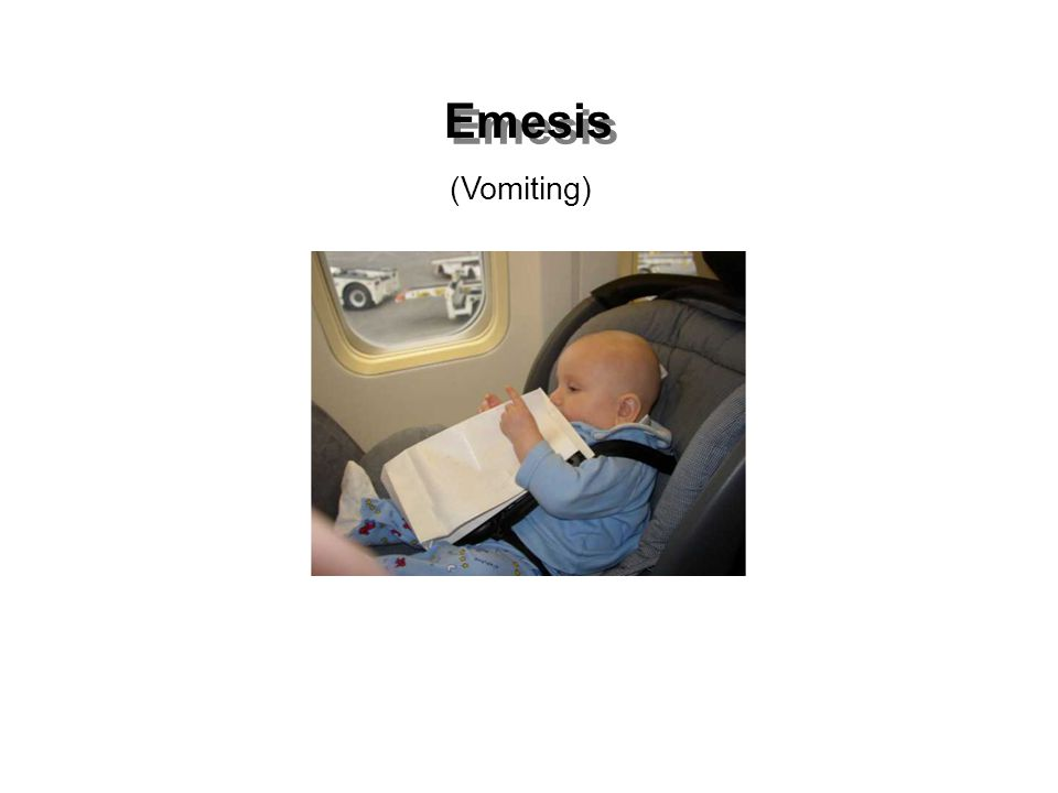 Emesis (Vomiting)