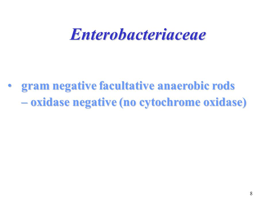 9 E.coli – lactose positive – not usually identified – lactose positive sp.