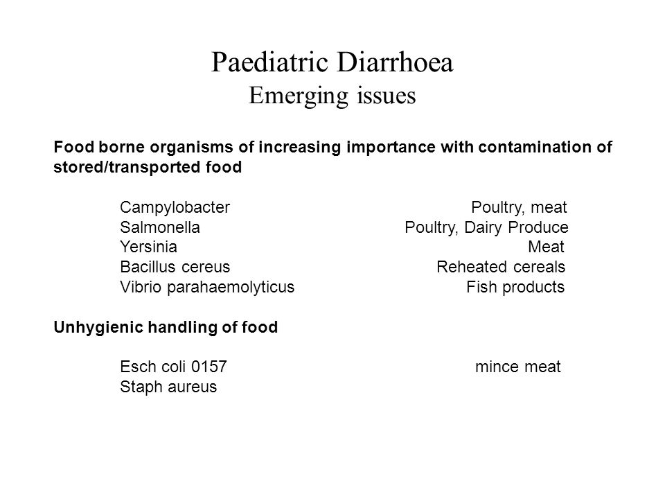 Fat malabsorption Diagnosis : stool microscopy, quantitative Pancreatic deficiency (eg cystic fibrosis) Increased appetite cf intestinal disease Greasy floating stools, foul-smelling Treated with enzyme replacement Bile salt deficiency (chronic liver disease) Bile salt deconjugation Bacterial overgrowth in gut disease Treated with bowel cocktail