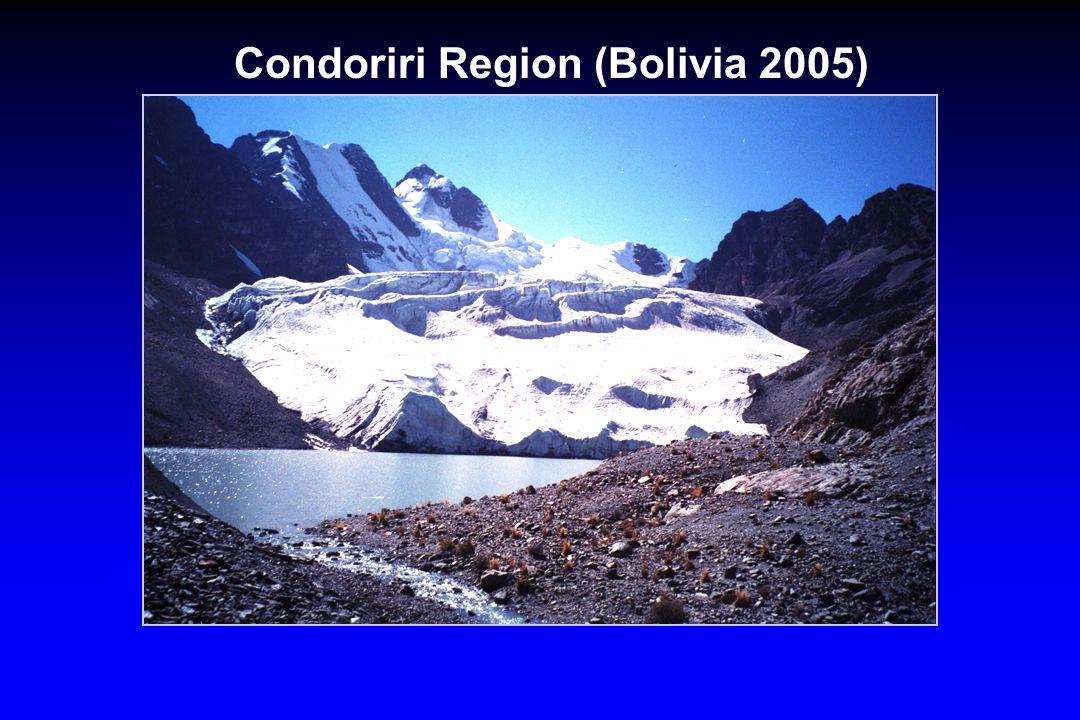 Condoriri Region (Bolivia 2005)