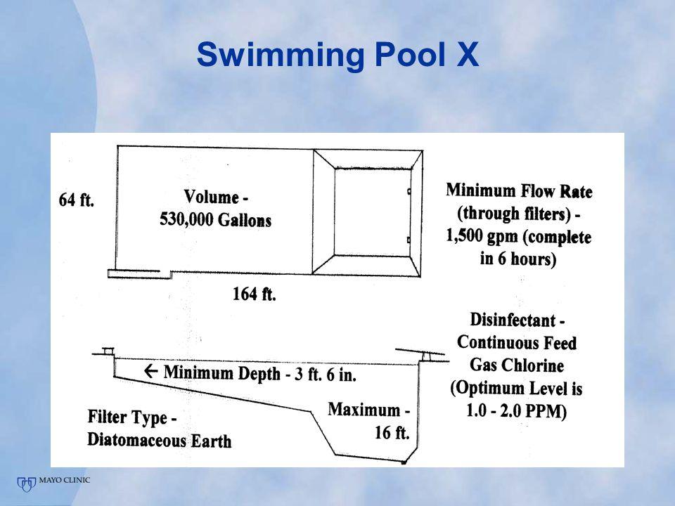 Swimming Pool X