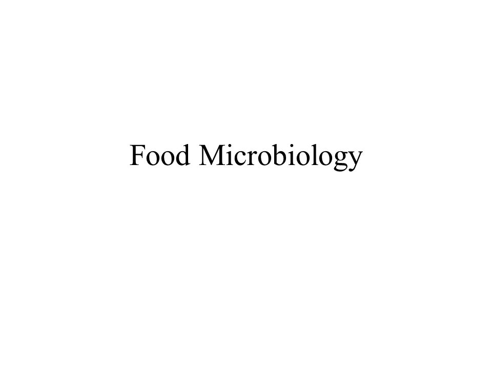 The good, the bad and the ugly Good-bacteria are important in food production Bad-some bacteria cause food poisoning Ugly-some bacteria cause food spoilage