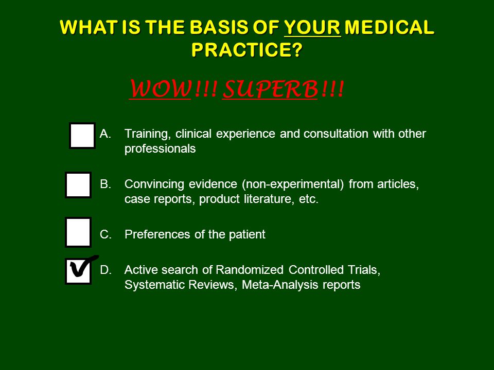 A. A.Training, clinical experience and consultation with other professionals B.