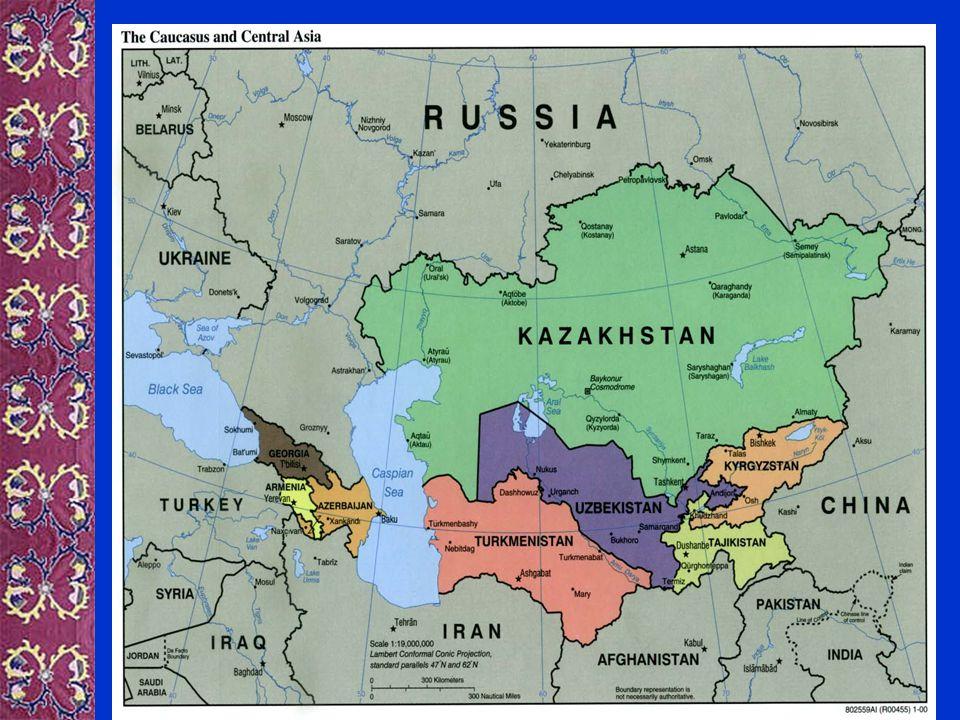 Under-five Mortality Rates in Central Asia  Uzbekistan: 69 2000 UNICEF MICS  Kazakhstan:71.4 1999 DHS  Kyrgyzstan:72.3 2000 WB ( 96.4 in lowest economic stratum)  Turkmenistan90 2000 DHS  Tajikistan126 2000 UNICEF MICS