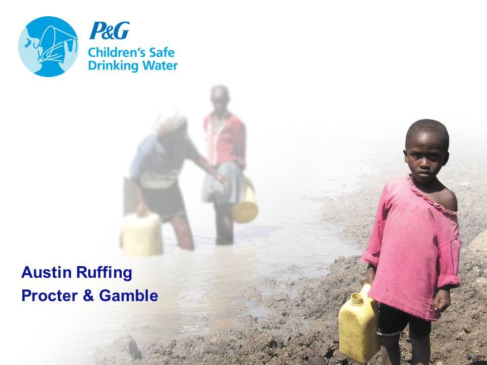 Follow CSDW on Twitter @DrGregAllgood CSDW on Facebook @ Children's Safe Drinking Water