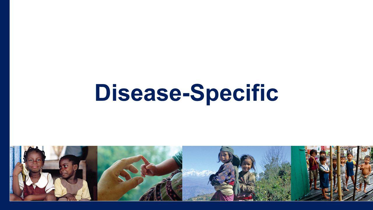 Disease-Specific