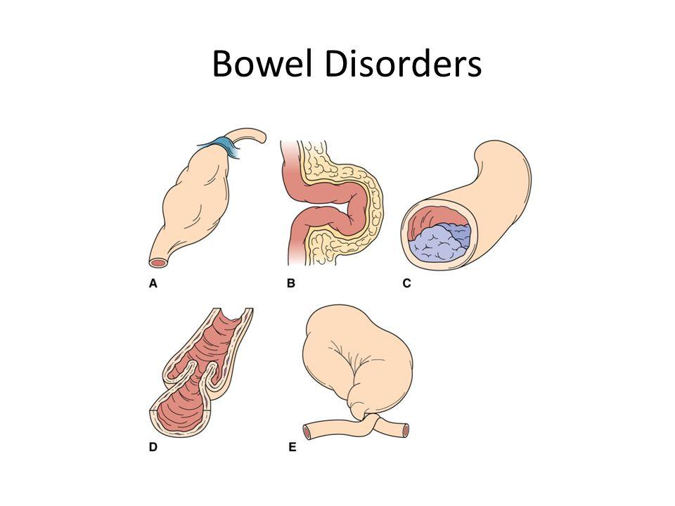 Bowel Disorders