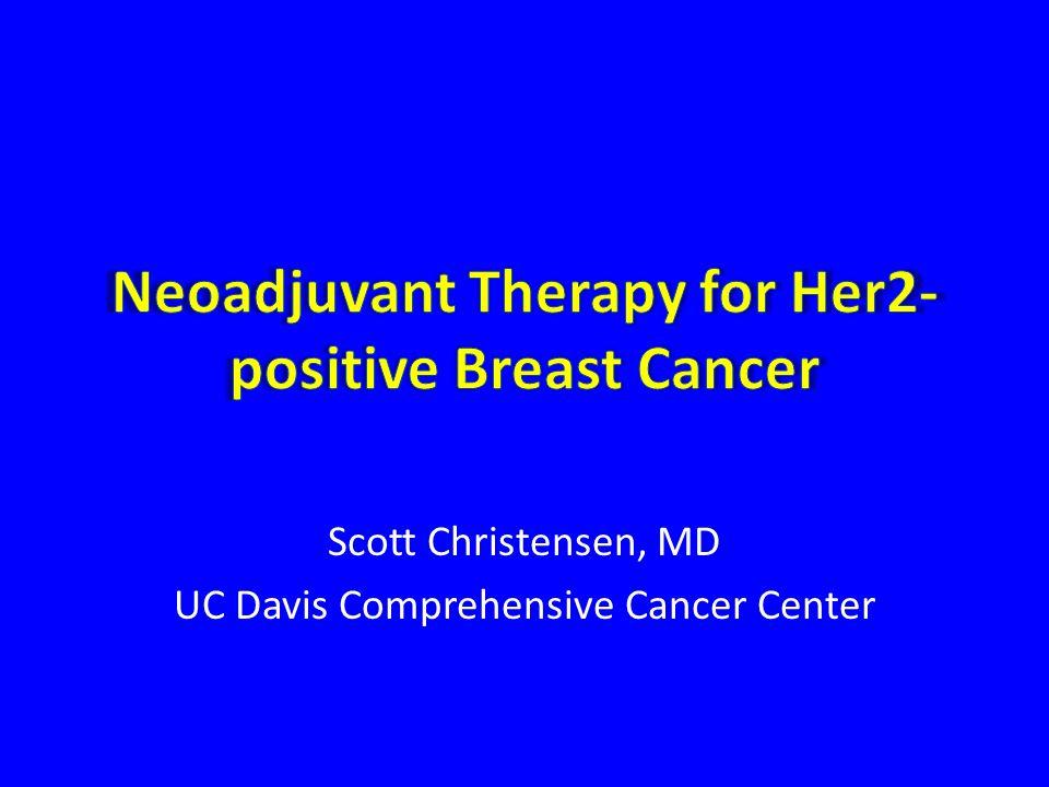 Scott Christensen, MD UC Davis Comprehensive Cancer Center