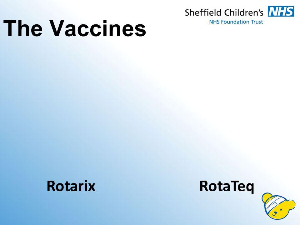 The Vaccines RotarixRotaTeq