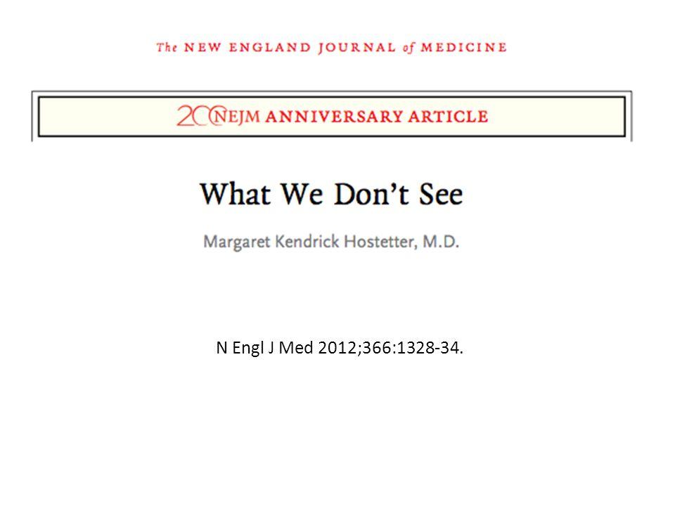 N Engl J Med 2012;366:1328-34.