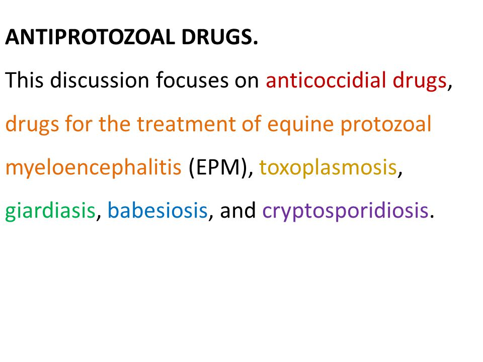 A.Aniticoccidial drugs 1. Introduction a.Financial implications of coccidiosis.