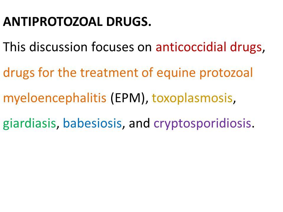 g.Robenidine (1) Therapeutic uses.