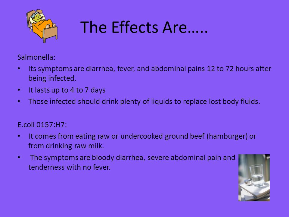 The Effects Are…..