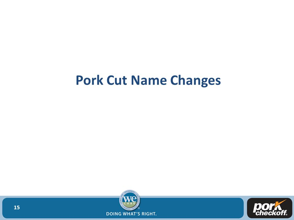 Pork Cut Name Changes 15