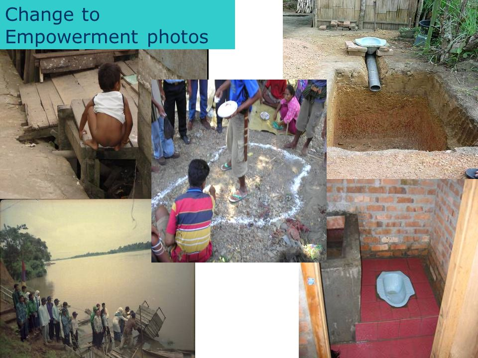 Change to Empowerment photos