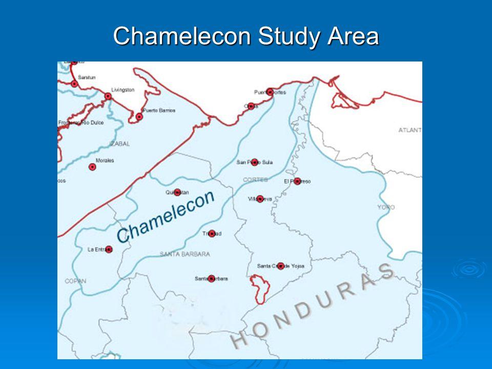 Chamelecon Study Area