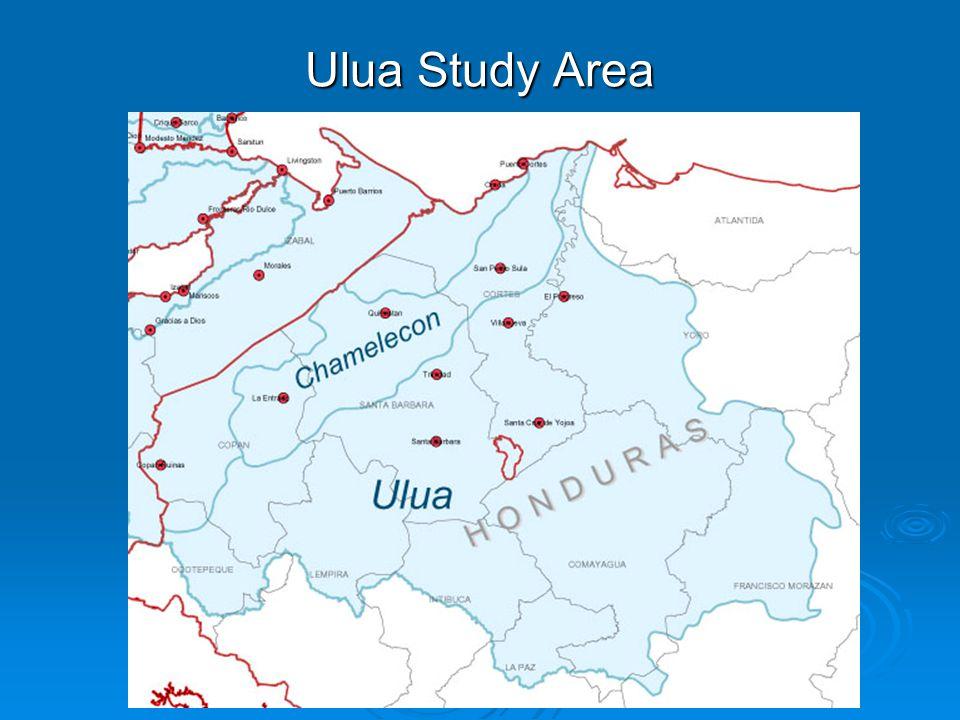 Ulua Study Area