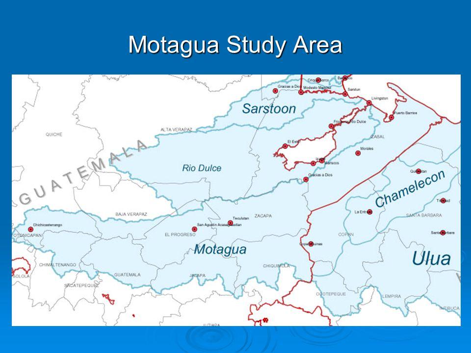 Motagua Study Area