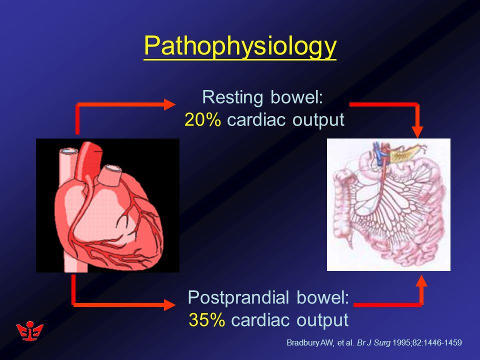 Mesenteric arteries SMA IMA Affect small and large bowelAffect large bowel alone Acute SMA occlusionIschaemic colitis