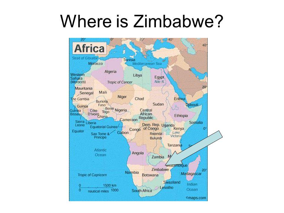 Where is Zimbabwe