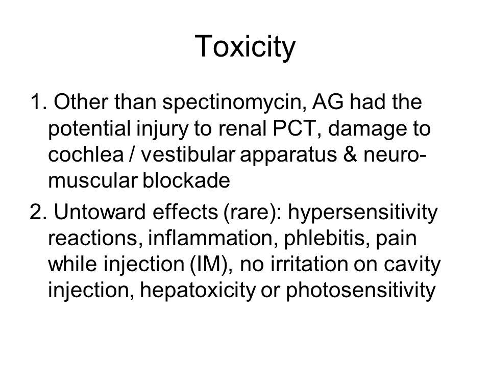Toxicity 1.