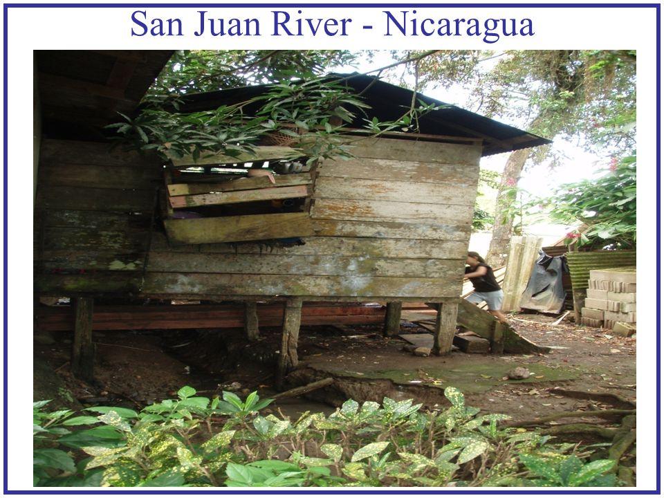 San Juan River - Nicaragua