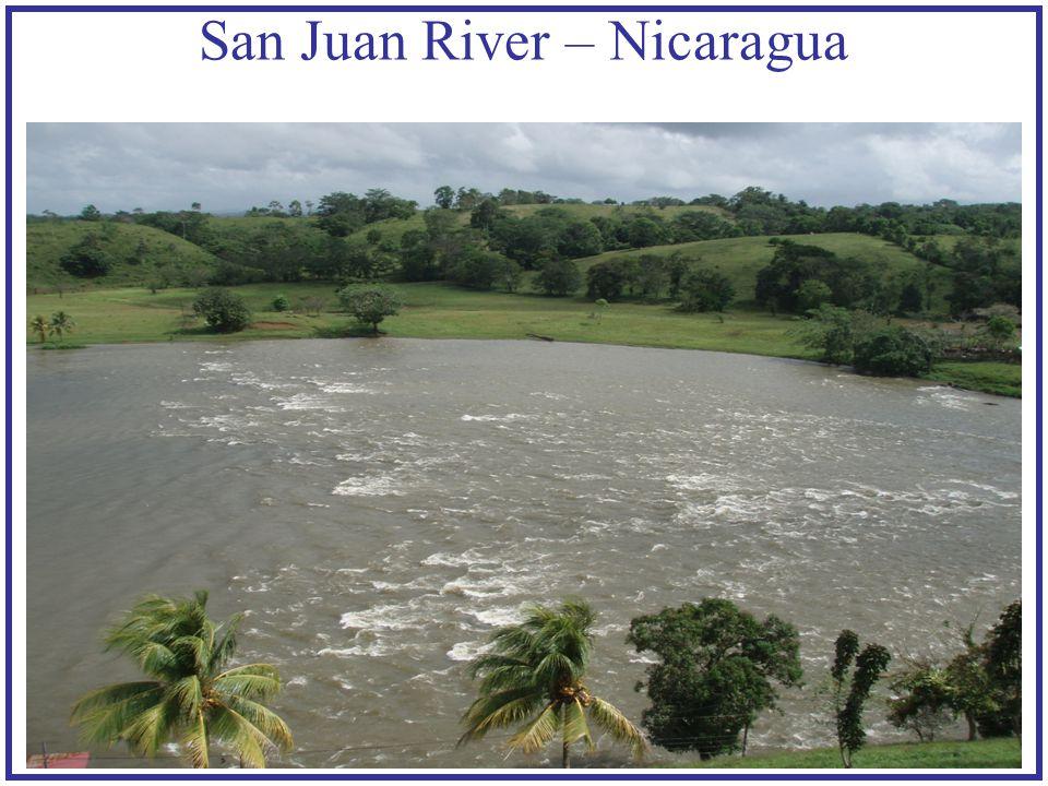 San Juan River – Nicaragua