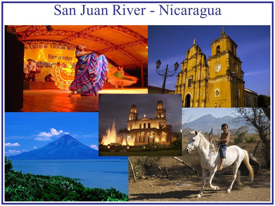 Primary San Juan River - Nicaragua